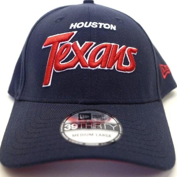 6da53167342 Men s New Era Houston Texans 39Thirty Sz M L Cap